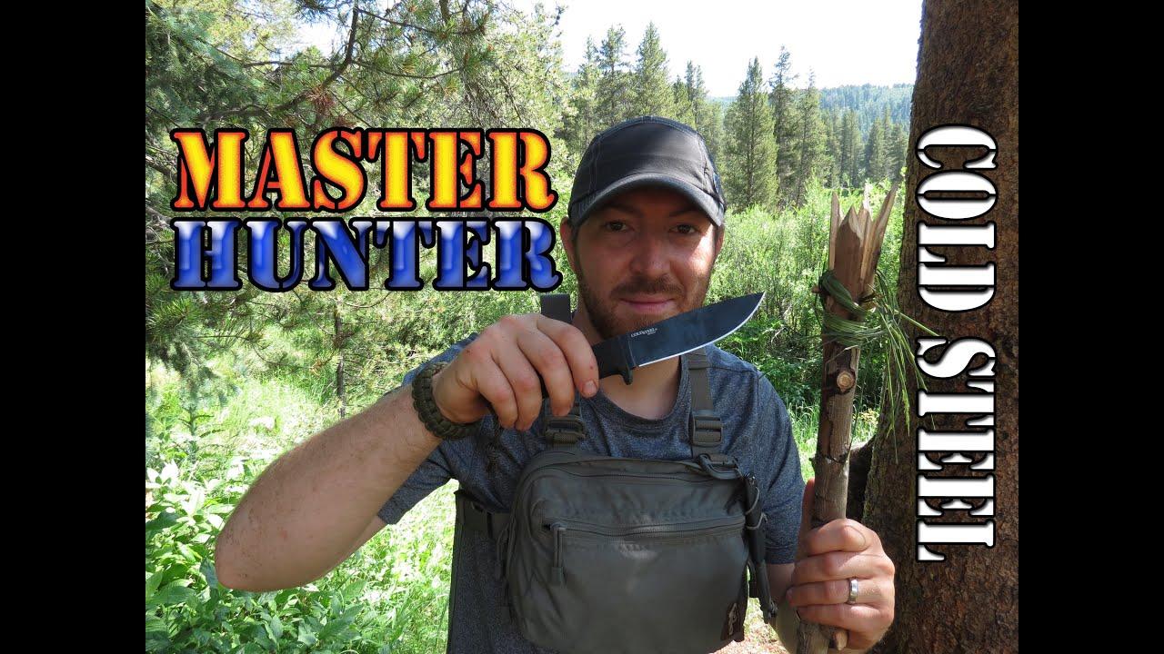 Fallkniven F1 & Master Hunter - YouTube