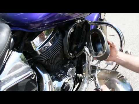 2003 Honda Shadow Spirit VT750DC B maintenance