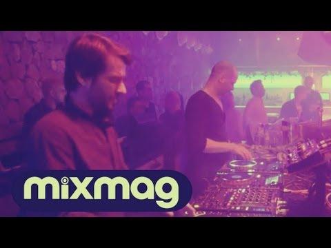 TIEFSCHWARZ live from Space Ibiza