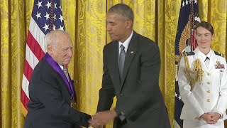 Obama Awards Arts & Humanities Medals- Full Ceremony