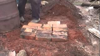 видео Изготовление печи для обжига керамики