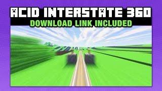 Minecraft Acid Interstate 360 Degree | VR Ready Download Link Inside