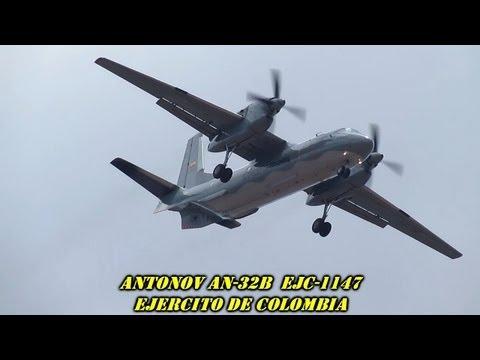 ANTONOV AN-32B EJC-1147