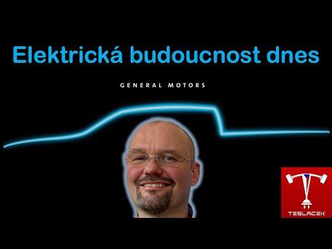 #156 Elektrická budoucnost EV Day od General Motors 2020w13 | EVTV | Teslacek