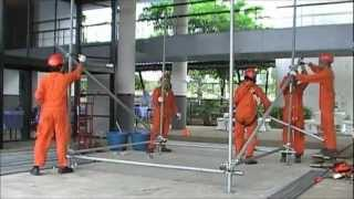 Basic Scaffolding Training by MOG Industry Training