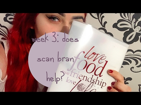 SLIMMING WORLD VLOG #3 | I ATE SCAN BRAN EVERY DAY... DID I HAVE A BIG LOSS?