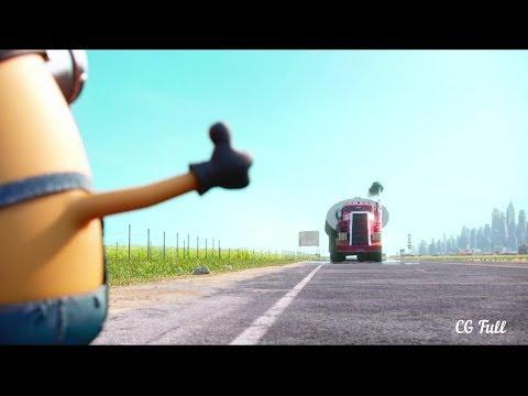 Minions Ask Lift - Minions (2015) hd