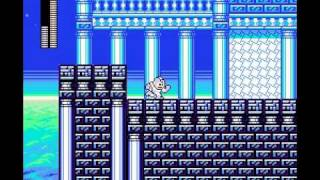 [TAS] Rockman No Constancy - Heatman, Airman and Flashman stages