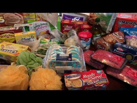Walmart Grocery Shopping 3/11/17 ~ Price Matching, Coupons & Ibotta