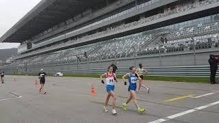 Победный финиш Елены Лашмановой командный чемпионат России по спортивной ходьбе 20 км
