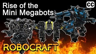 Rise of the Mini Megabots/Cosmega