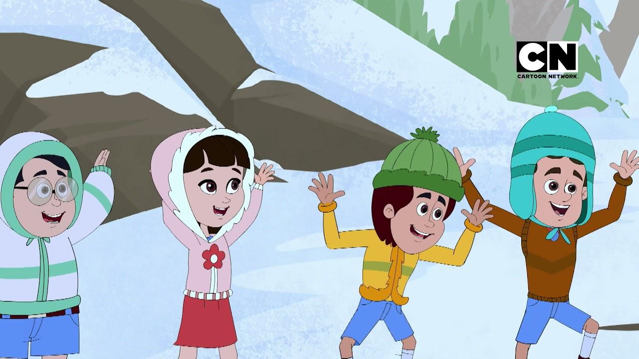 Dabangg | Kids | Every Day 1 PM | Cartoon Network