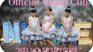 #NicVlog - Official Video Clip (Hello Everyone / Nicole Rossi)