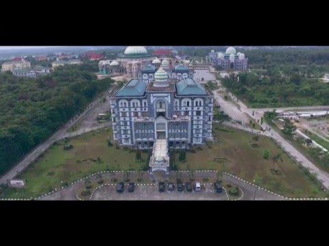 Kampus UIN Sultan Syarif Kasim Riau - Aerial Video Profile
