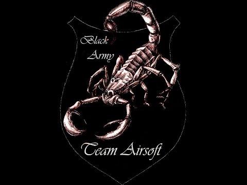 [ BLACK ARMY TEAM ] -DREDD- Airsoft Events Valencia 13-11-2016   SJCAM M20  