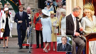 Royal butler: Why will the Queen attend Harry's wedding but not Charles'?