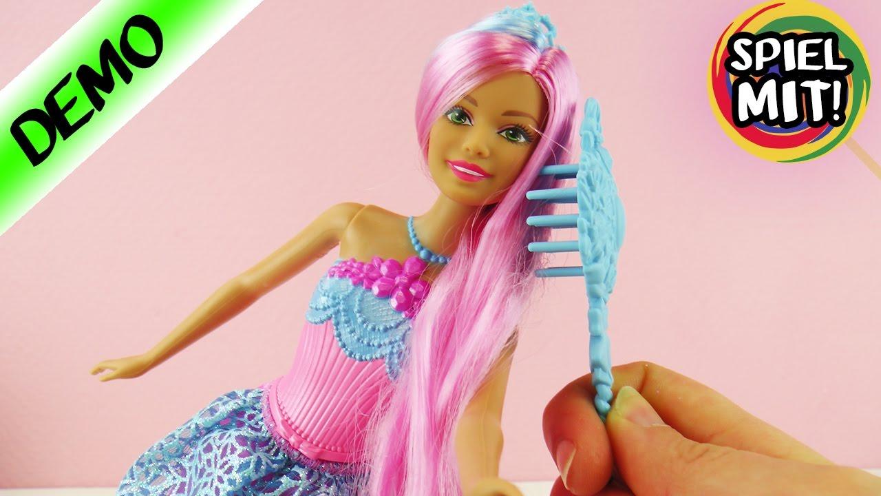 Woraus bestehen barbie haare