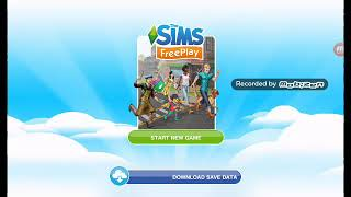 Sims free play ep1