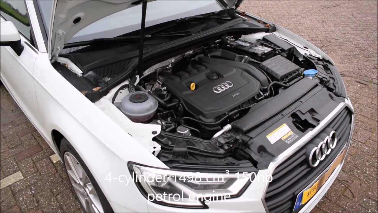 Audi A3 15 Tfsi Cod Fuel Consumption Test Youtube