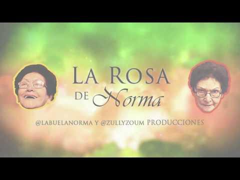 La rosa de Norma - La abuela Norma