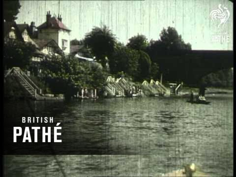 """The River - A Pathecolor Sic Cameo  In Can Labelled """"Pathetone Early Colour"""" (1930)"""