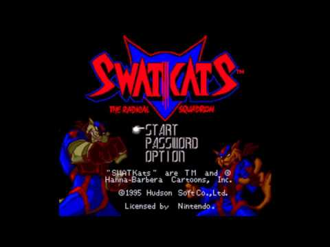 SWAT Kats: The Radical Squadron Intro (SNES Introduction)