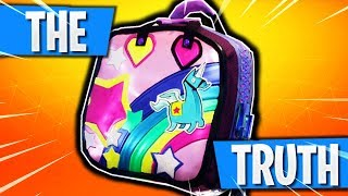 The TRUTH About the BRITE BAG Back Bling in Fortnite Battle Royale! How To Get BRIGHT BAG (Fortnite)