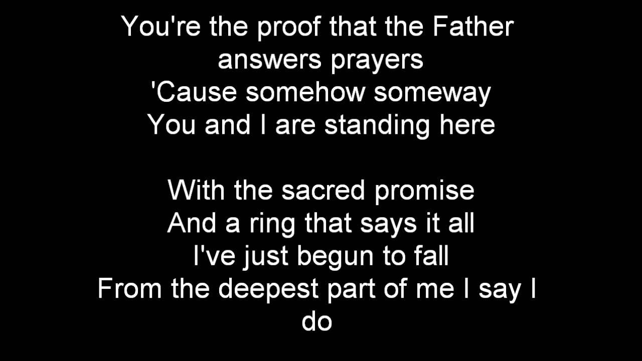 Casting Crowns Angel With Lyrics Hd