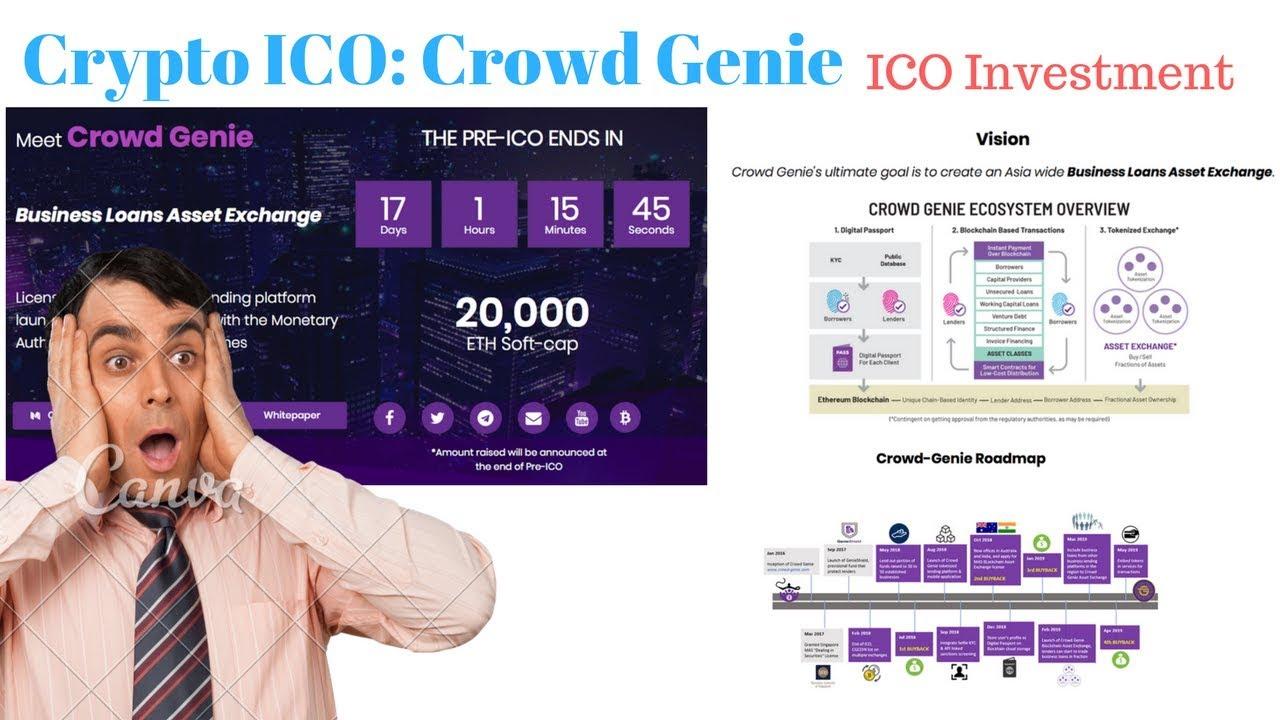 crowd genie coin