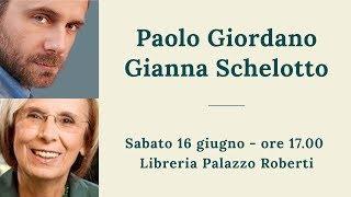 Paolo Giordano e Gianna Schelotto,