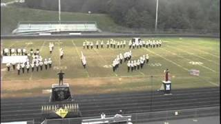Monticello High School Marching Band 2004: James Bond
