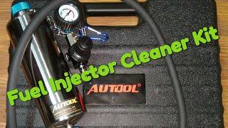 Инструмент для промывки инжектора и дроссельной заслонки Autool.