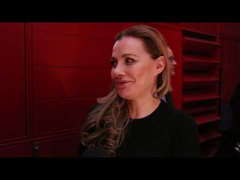 Interview med Sannie/Whigfield (Boys on Girls | Melodi Grand Prix 2018)