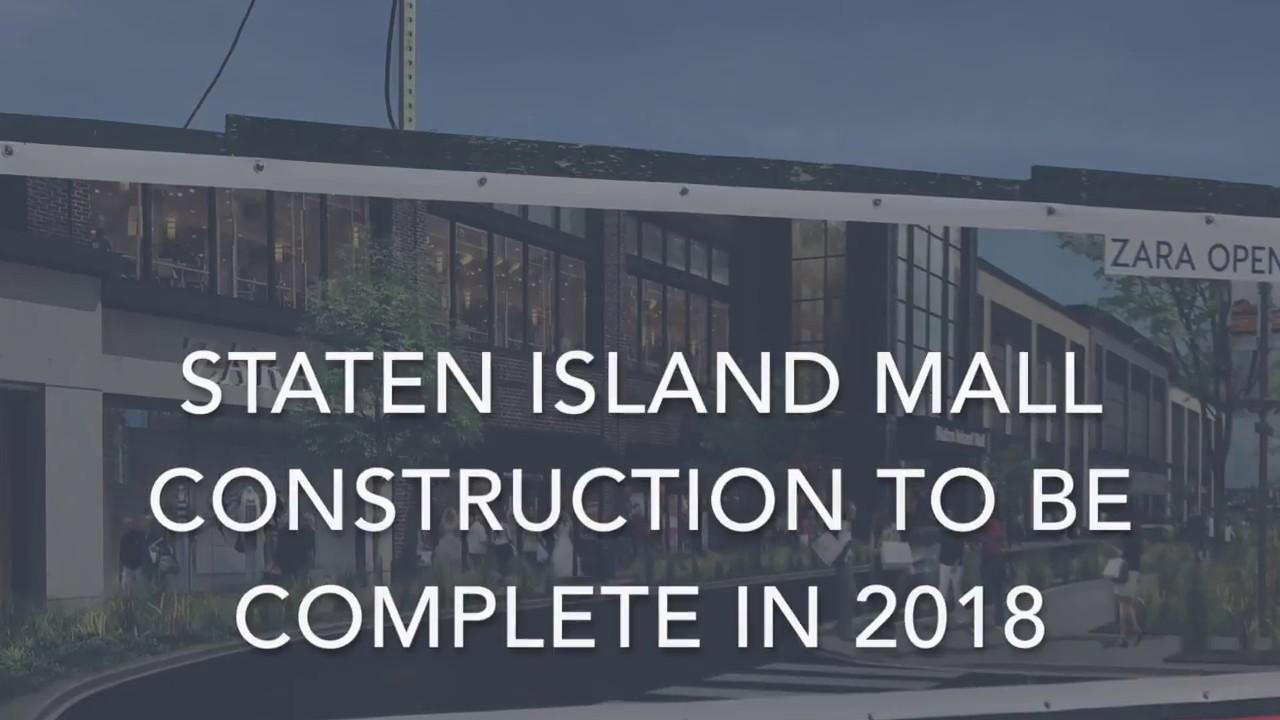 Map Staten Island Mall