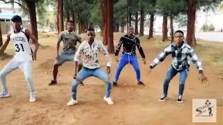 CR7 Afro dance