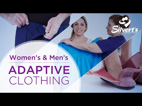 Silvert's Adaptive Clothing & Footwear For Women And Men