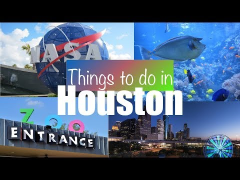 HOUSTON TRAVEL GUIDE | THINGS TO DO IN HOUSTON | HOUSTON TRAVEL VLOG