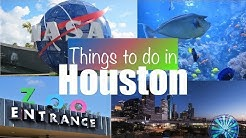 HOUSTON TRAVEL GUIDE | THINGS TO DO IN HOUSTON | HOUSTON TRAVEL VLOG