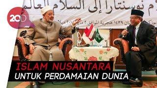 Kunjungi PBNU, Ini Pesan yang Disampaikan Imam Besar Al-Azhar