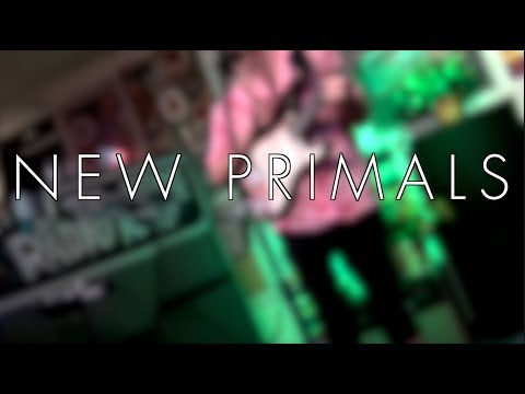 "New Primals - ""Wax Poets"" (Live on Radio K)"