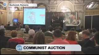 Ceausescu Auction: Romanians auction off personal belongings of former dictator