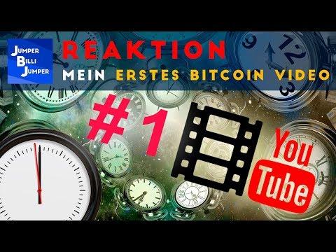 Reaktion auf mein Video aus 2014 über Bitcoin Kurs 😱
