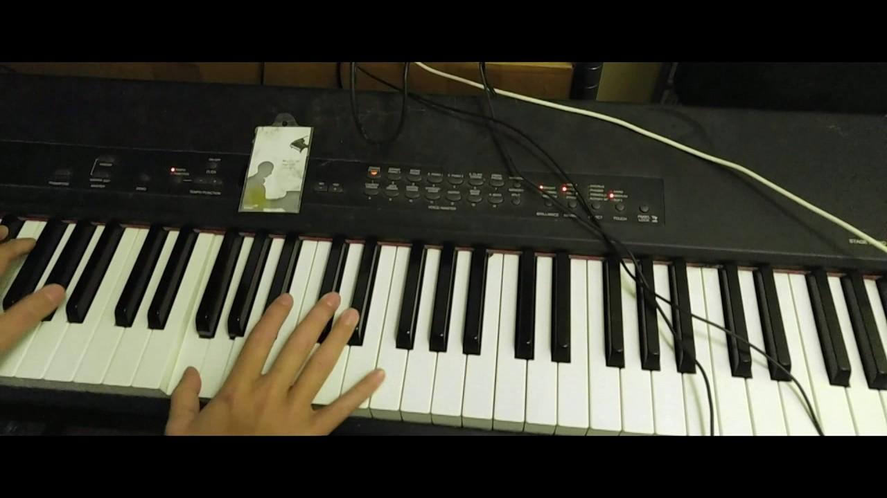 關正傑 Michael Kwan - 變色龍 (變色龍 Chameleon 主題曲) [鋼琴 Piano - Klafmann] - YouTube
