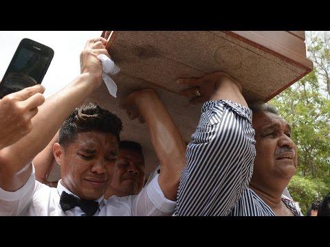 Teófilo Gutiérrez da sentido adiós a su abuela