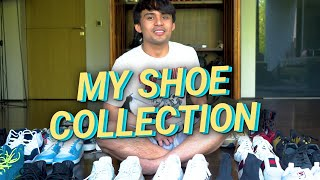 MY SHOE COLLECTION + SILVER PLAY BUTTON UNBOXING | Jimuel Pacquiao