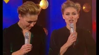Emma Willis Cries live on air while hosting last ever Big Brother final 2018