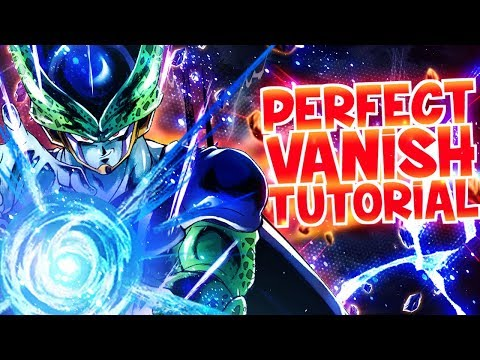 THE PERFECT, PERFECT VANISH GUIDE. | Dragonball Legends PvP