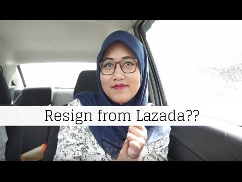 Resign From Lazada? // Vlog #7