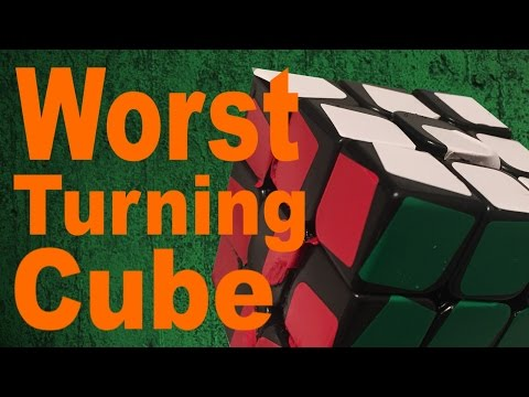 Making the Worst Turning Rubik's Cube