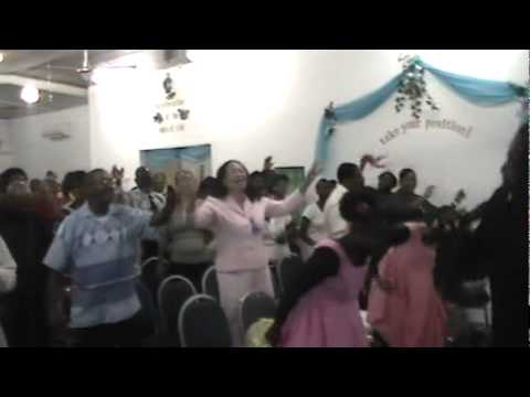 Ghp: Holy Ghost Songs and Dance.